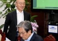 """윤석열 사단 전멸시킨 직후, 靑수석들 사의…통합당 """"물타기"""""""