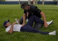 '메이저 사냥꾼' 켑카 무릎 부상 속 PGA 챔피언십 3연속 우승 도전