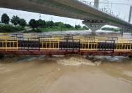 다리 침수로 중단됐던 광주역 구간 열차 운행 오전 11시 재개