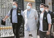 중국 비판해온 빈과일보 사주, 홍콩보안법 적용 전격체포