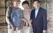 """""""순수·이타·겸손""""…박원순 팔짱 진혜원, 낯뜨거운 김정숙 찬가"""