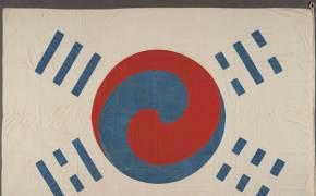 130년 전 고종이 미국인에 하사한 '데니 태극기' 광복절 공개