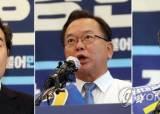 김구와 판문점, 그리고 일본…민주당 당권 3인 8·15 메시지