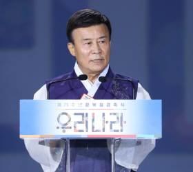 """野 """"공화·민정·<!HS>한나라당<!HE> 거친 김원웅 역사는 어떻게 지울거냐"""""""