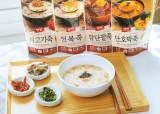 [食쌀을 합시다] 갓 만들어낸 품질 그대로, 간편하고 건강한 영양 한 끼 '양반 파우치죽'