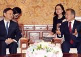 양제츠-서훈 22일 부산서 회담…시진핑 방한 논의할 듯