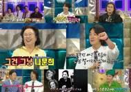 '라스' 나문희, '하이킥' 인연 정일우 향한 손주 사랑♥
