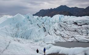 [한 컷 세계여행] 지난 18년, 8400만t 사라진 알래스카 거대 빙하