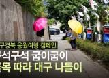 '박정희양' 결혼한 성당 지나 진골목 쌍화차 먹고 김광석 길까지…
