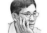 """[진중권의 퍼스펙티브] """"애국가 버리란 김원웅, 일장기 든 광화문 다 미쳤다"""""""