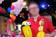 아동 음란물만 1500개···英 어린이 영웅 '풍선 아저씨'의 반전
