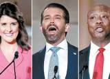 "<!HS>트럼프<!HE> ""민주당, 코로나로 선거 훔치려 해…증시 V자 된다"""