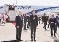 이스라엘 국적기 첫 UAE 비행…쿠슈너·오브라이언 탑승