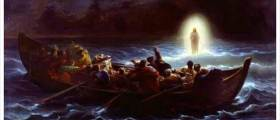 [백성호의 현문우답]신앙 의심받을까 참았던 질문, 예수는 어떻게 물위 걸었을까