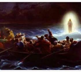 [백성호의 현문우답] 갈릴리 바다 위를 걸은 예수? '어떻게'보다 '왜'가 중요하다