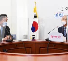 """이낙연에 쏟아진 '상임위원장 재배분' 요구…""""여전히 문제는 법사위"""""""