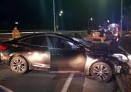 '간 큰 10대' 도난차량으로 경찰과 한밤 고속도로 추격전