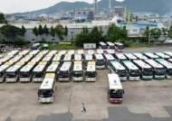 고용유지지원금 곧 끊긴다…'기사 50% 감축설' 버스업계 비상