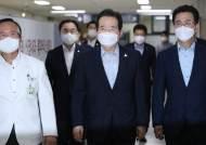정 총리, 전국 의사회장들 만나 '집단휴진' 해법 모색