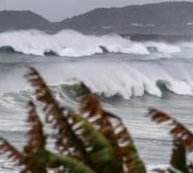 [<!HS>서소문사진관<!HE>] 경험한 적 없는 폭풍과 해일<!HS>,<!HE> '하이선' 접근하는 일본 남서부 초비상