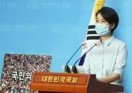 """국민의힘 당명 왜색 논란…김수민 """"원조 정청래도 극우냐"""""""