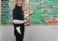 [포토]김세환, '자전거 타고 조영남 展 참석'