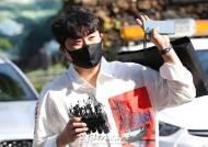 [포토] 김호중 '사회복무요원이 된 트바로티'