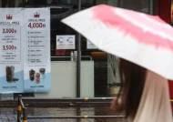 사회적 거리두기 2.5 연장에…커피값 내렸다