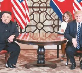 """트럼프의 폭로 """"김정은, <!HS>장성택<!HE> 머리없는 시신 전시했다고해"""""""