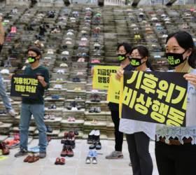 툰베리가 한국인이면 사이비 된다, 기후위기 외친 청년 좌절