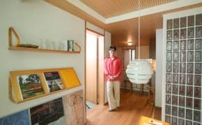 서울 30년된 낡은 빌라 301호 문 여니…핀란드가 있었다