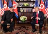 """트럼프, 김정은과 첫 만남서 """"당신을 제거하고 싶지 않다"""""""