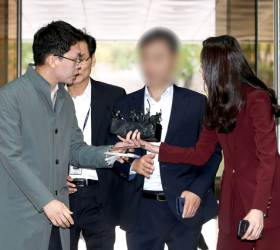 버닝썬 '경찰총장-유인석' 연결고리 인쇄업체 대표 징역 3년