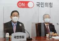 """주호영 """"추미애 아들 구하려다 검찰·국방부 망가져"""""""