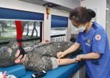 거리두기 2.5단계때도 군복 걷었다···헌혈 힘보탠 23만 장병