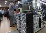 """코로나 줄폐업에 쌓이는 PC‧노래방기기…""""세운상가도 포화"""""""