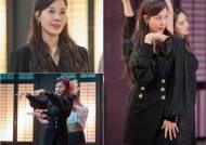 '18 어게인' 김하늘, 제니 '솔로' 댄스 도전..아이돌 못지 않은 춤선