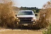 아메리칸 정통 픽업트럭 '마초 車'…콜로라도 Z71-X 타보니