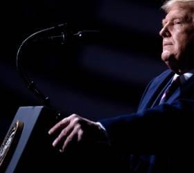 """트럼프, 北얘기하다 돌연 """"시진핑·<!HS>푸틴<!HE>도 부러워할 무기 있다"""""""