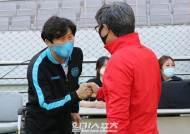[포토]이병근-김호영,감독대행들의 선전다짐