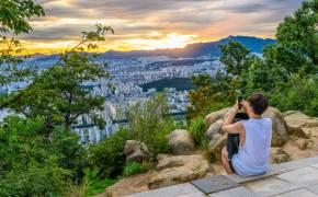 거리두기도 하고 인생 사진도 찍고…서울에 이런 뷰가 있다고?