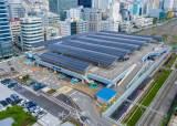 한국남부발전, 부산역 선상 주차장 태양광 준공