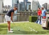 골프 대회도 제패한 테니스 세계 1위...'운동 능력 남다르네'