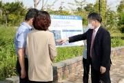 홍인성 인천 중구청장, 영종국제도시 복합공공시설 직접 챙긴다