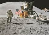 """아직 여성은 달에 못 갔다… 미국 """"32조 투입 보내겠다"""""""