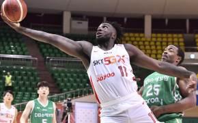워니-미네라스 50점 합작, 프로농구 SK 컵대회 4강행