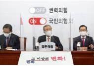 """국민의힘, 실종 공무원 北 피격에 """"정부 깜깜이 대응···석연찮다"""""""