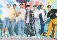 """BTS 10월 서울 현장공연 취소-""""온라인으로만"""" 결정"""