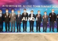 KT 기가지니로 LG 가전 제어한다…'AI원팀 서밋2020' 개최