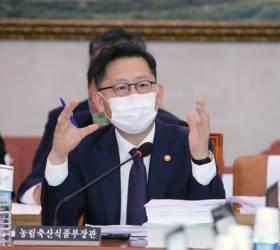"""김현수 """"김영란법 일시 가액효과 평가"""" 상한 상향조정 뜻 비쳐"""
